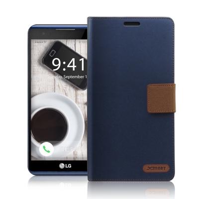 XM LG X Power K220DSK 5.3吋 時尚浪漫風支架皮套