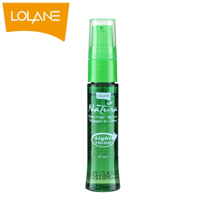 LOLANE蘿瀾 每日全能護髮精華保濕平衡-乾燥髮(20ml)