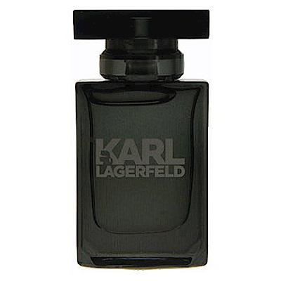 KARL LAGERFELD卡爾同名時尚男性淡香水小香4.5ml-效期至2019.01