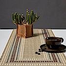 以色列穆妮薩-桌墊(長)-紅白織帶