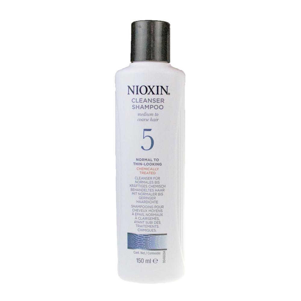 NIOXIN 耐奧森(儷康絲) 5號潔髮露 300ML 公司貨