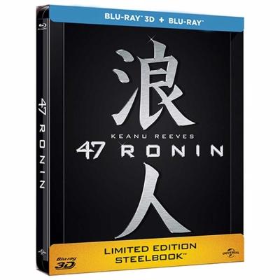 浪人47-3D-2D-鐵盒版-藍光-BD