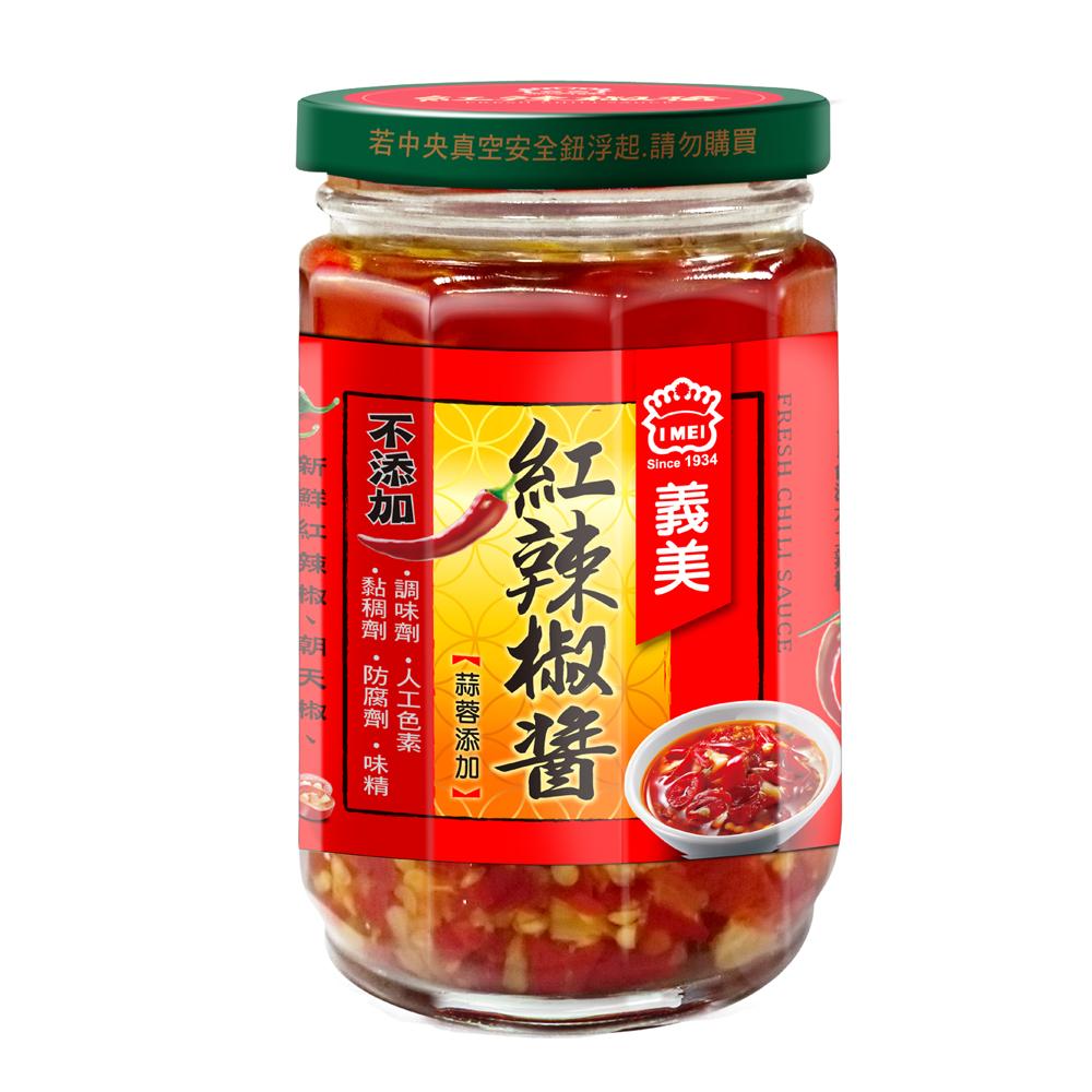 義美 紅辣椒醬(230g)
