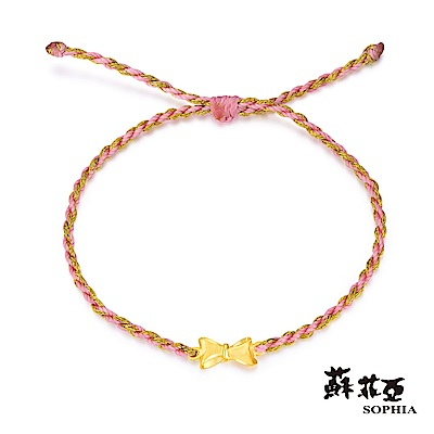 蘇菲亞SOPHIA - G LOVER系列禮物金絲手環