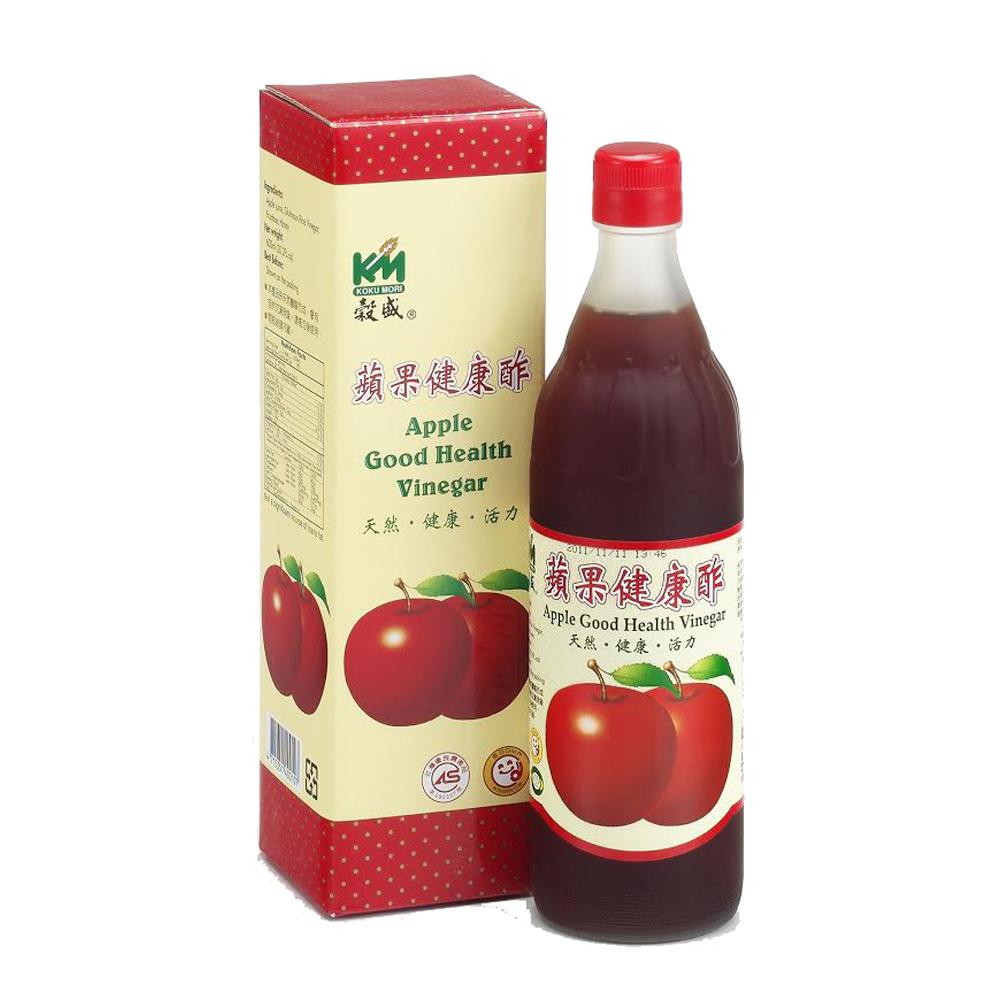穀盛 蘋果健康醋(600ml)