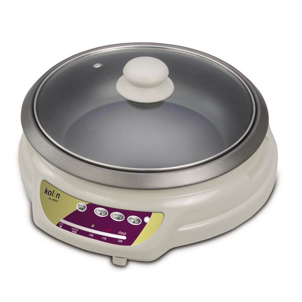 歌林kolin-2.5公升電火鍋HL-R001