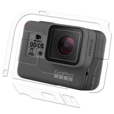 (2入)GoPro HERO 6 主機專用透明保護膜 機身膜(防污 防指紋)