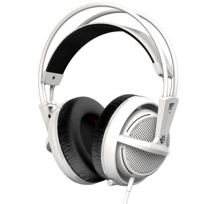 SteelSeries-賽睿-西伯利亞200-耳機麥克風-白色