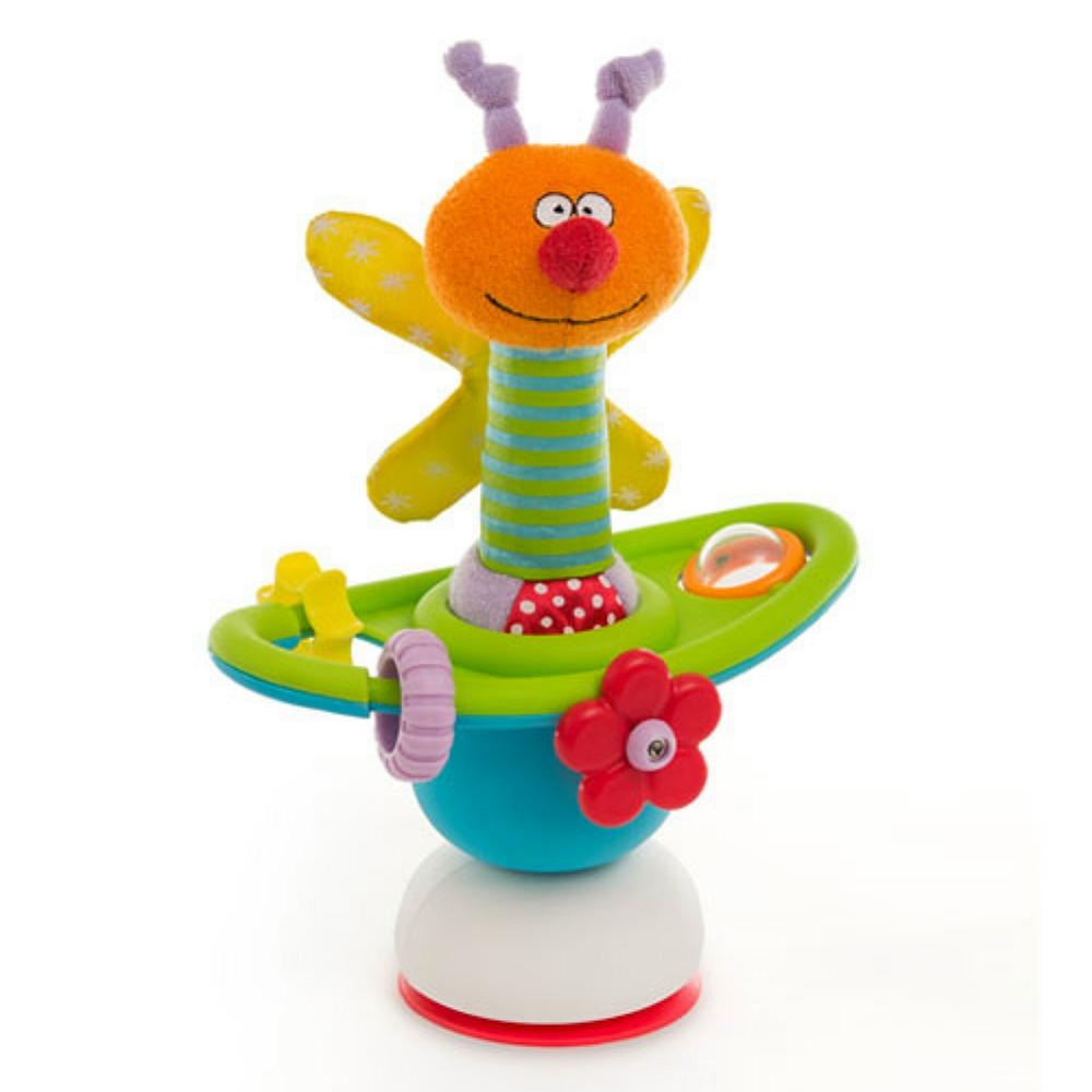 taf toys五感開發系列-桌上旋轉玩具