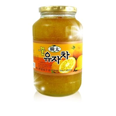 韓太 韓國黃金蜂蜜柚子茶( 1 kg)
