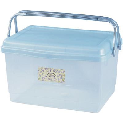 【DOLEDO】大綿羊手提整理箱(二色可選)