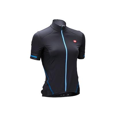 Bellwether-Optime短袖車衣-BW5178-女款-藍白色