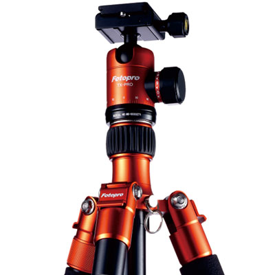 FOTOPRO-TX-PRO2-鋁鎂合金-彩色三腳架-公司貨-共6色