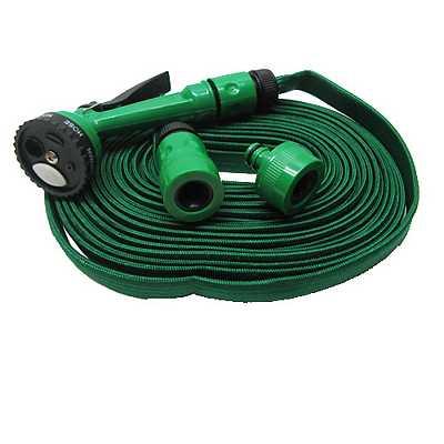 20公尺多功能高壓強力清洗水管(XY-34620)