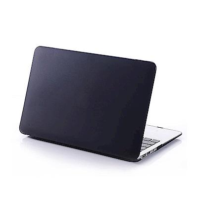 For Apple MacBook Retina 12吋 筆電殼 磨砂黑