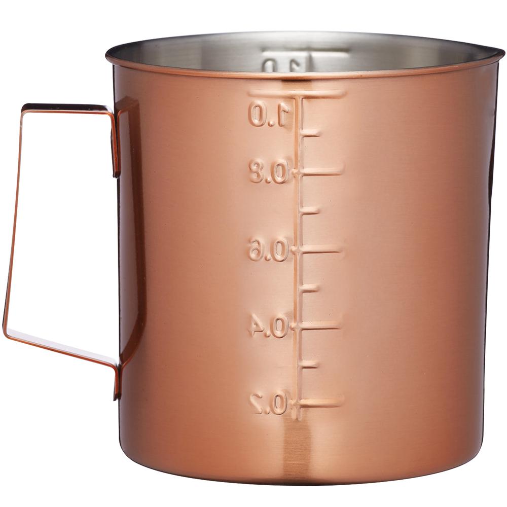 Master 銅面不鏽鋼量杯(1L)