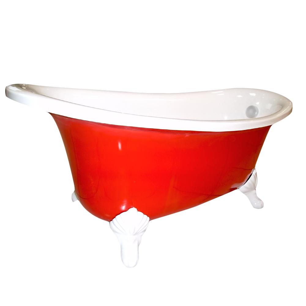 【I-Bath Tub精品浴缸】杜蘭朵公主造形浴缸(150cm)