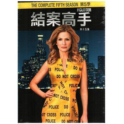 結案高手第五季DVD / THE CLOSER SEASON 5