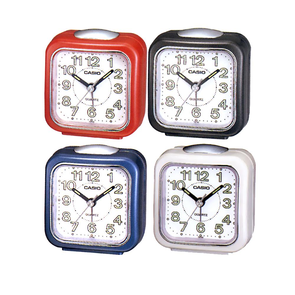 CASIO 桌上型指針鬧鐘(TQ-142)-共四色