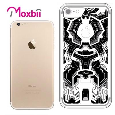 Moxbii iPhone 7 4.7吋 simpOcase光雕殼-暴風機甲
