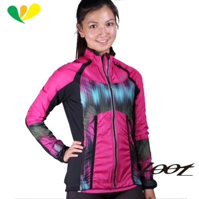 ZOOT 超潑水雙層防風外套(彩焰桃)(女) Z1604057