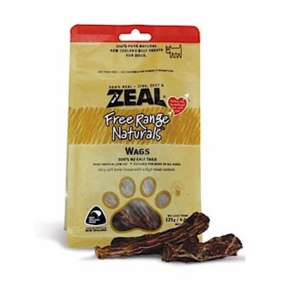 岦歐ZEAL 紐西蘭天然寵物食品《小牛尾骨》125g