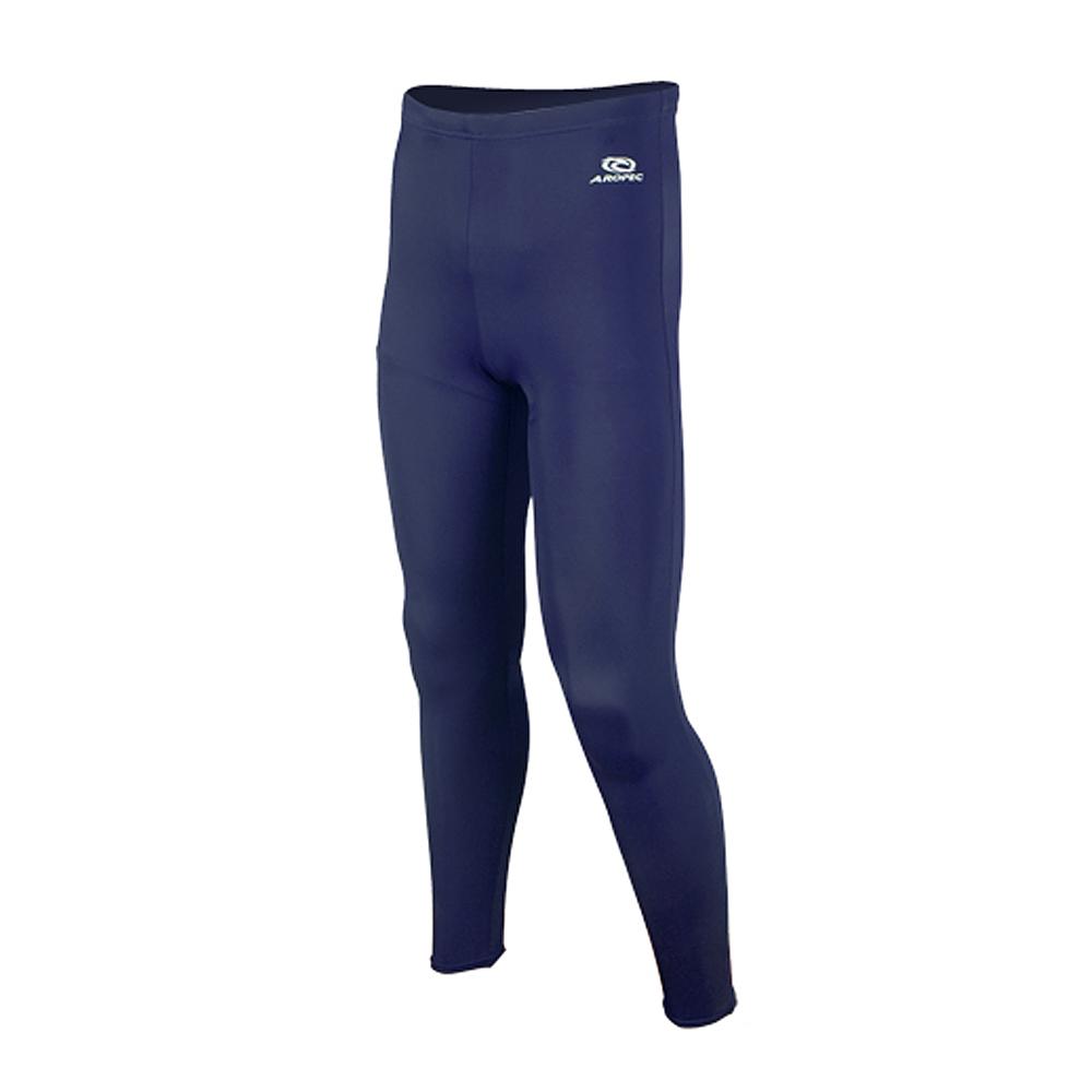 AROPEC Simple 簡單男款游泳戲水長褲 深藍