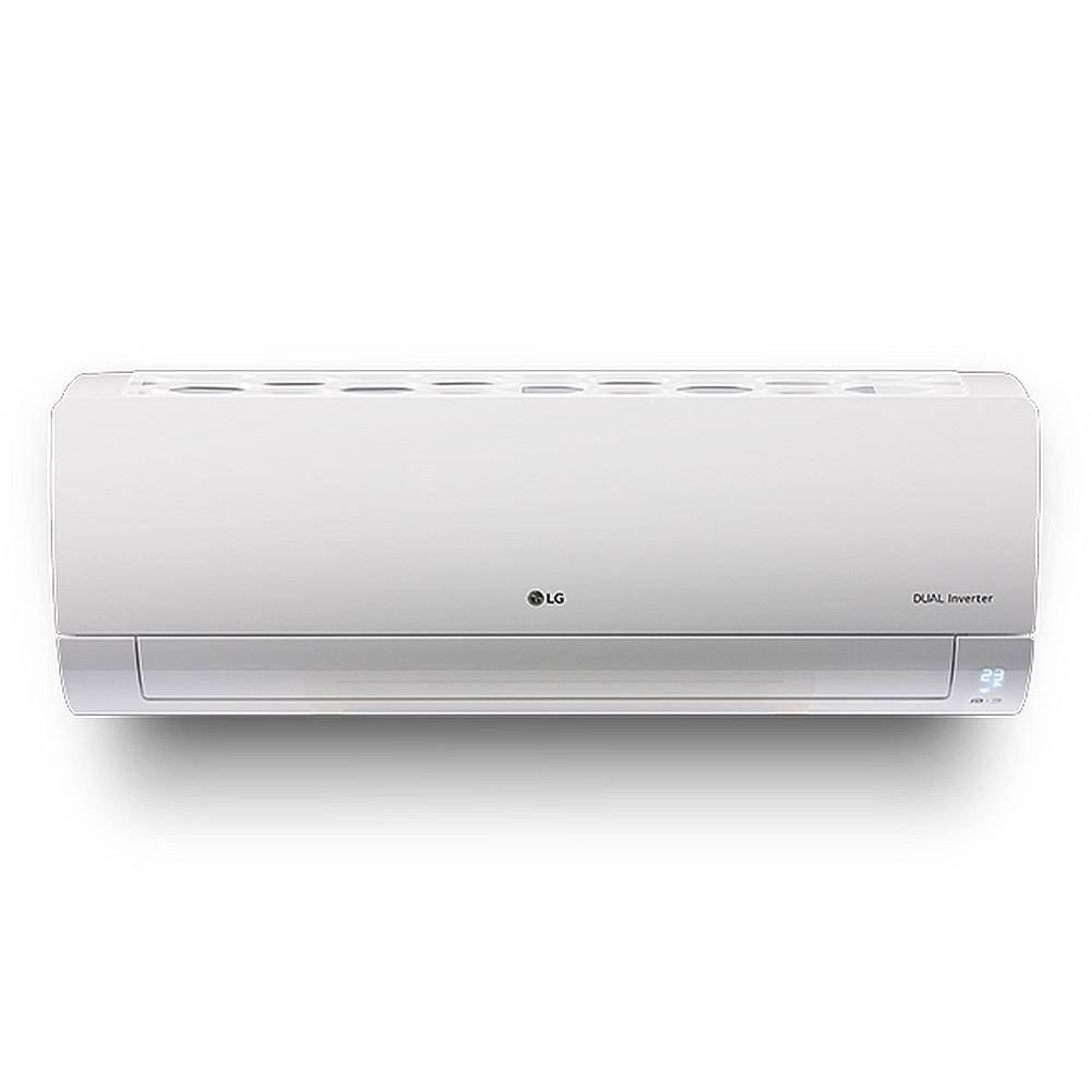 LG樂金 DUAL COOL雙迴轉變頻空調 LS-0817DHP(含基本安裝)