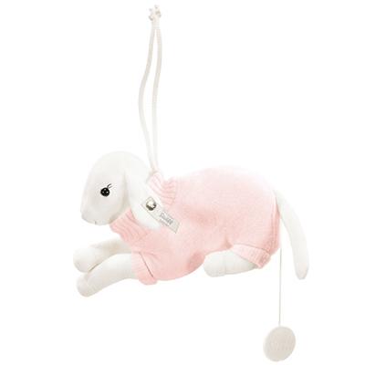 STEIFF泰迪熊 - 嬰幼兒音樂鈴 Lamb  18 cm (頂級精品)