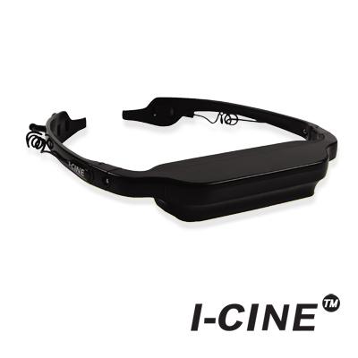 I-CINE HMD GVD-520 (922K)頭戴式液晶顯示器