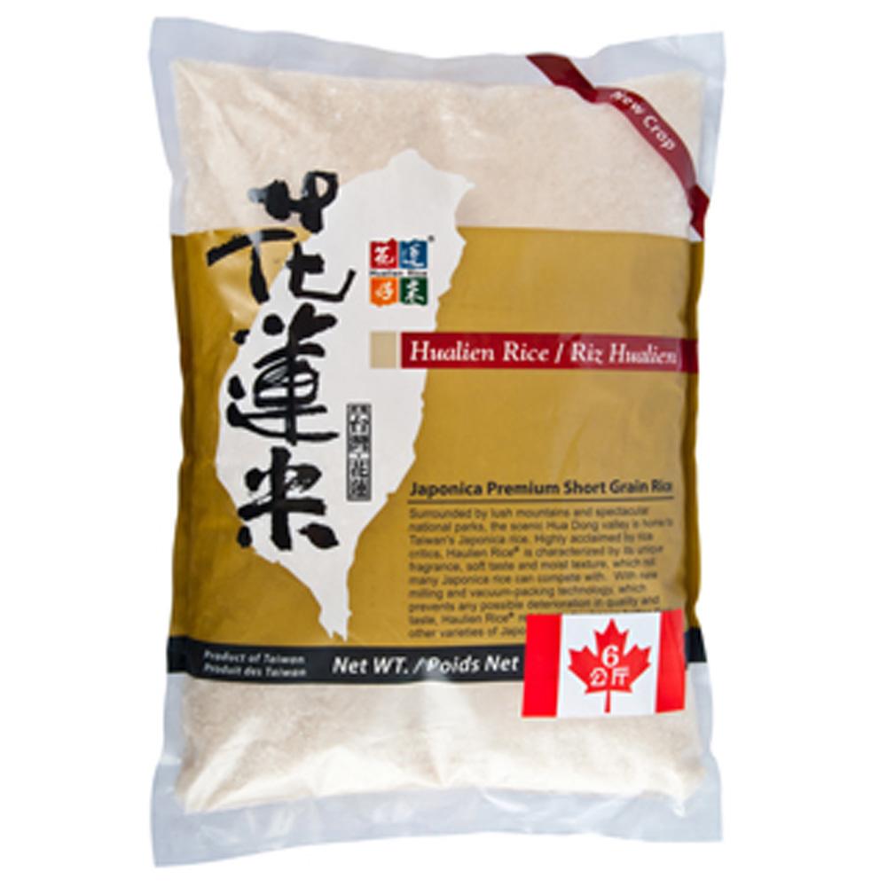 豐田味藏 花蓮頂級蓬萊米 6公斤 1包