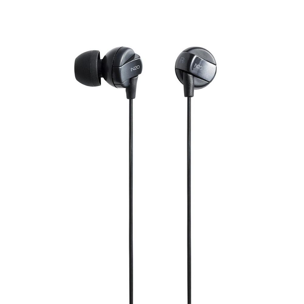 ELECOM EHP-IN20BK 耳機