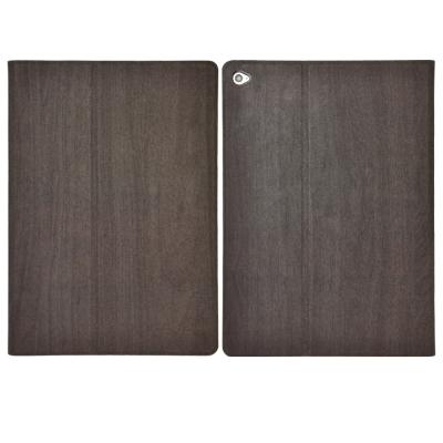 ATCOM Apple iPad Mini 1/2/3 木紋掀式平版保護套(深棕)