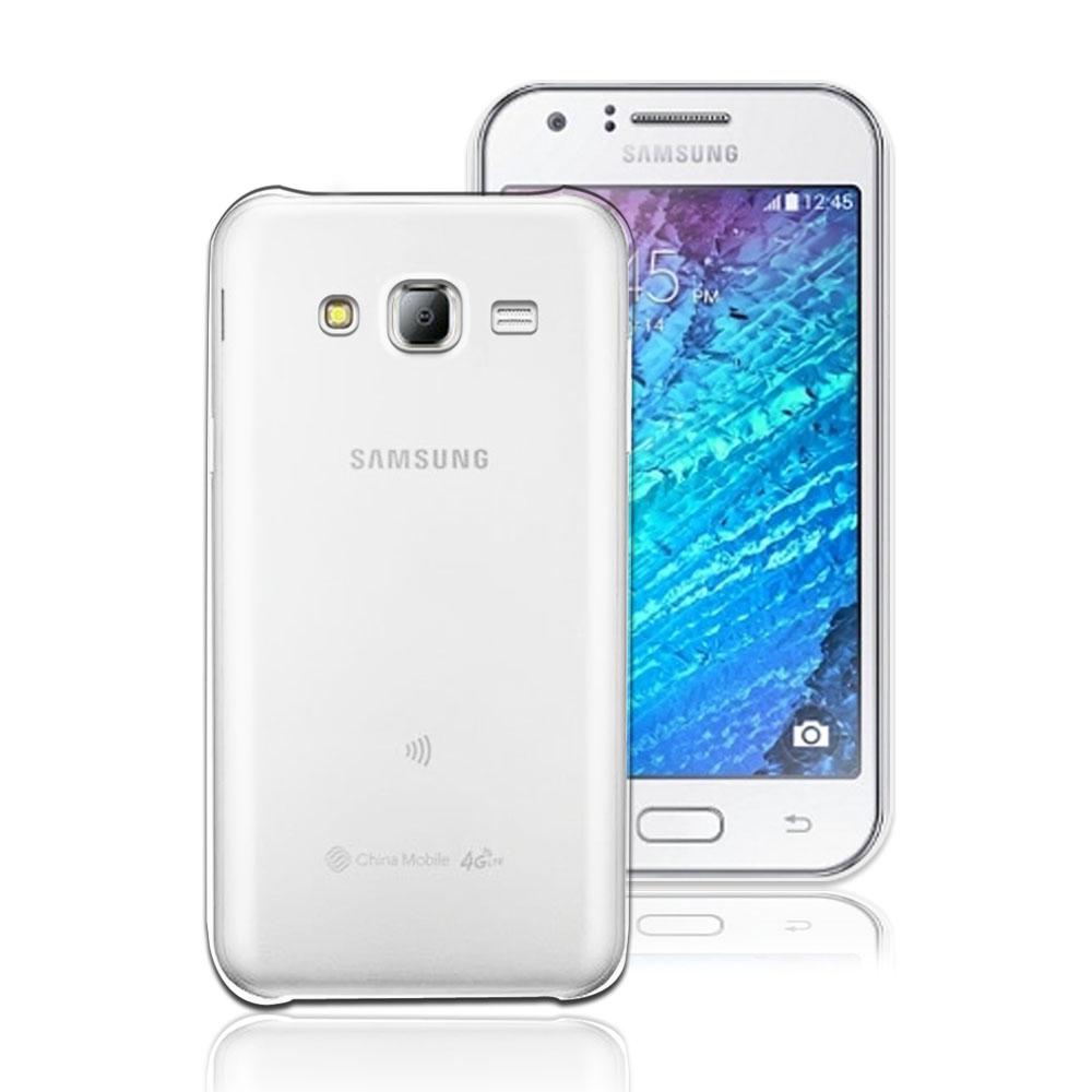 RedMoon Samsung Galaxy J5 晶透TPU保護軟殼