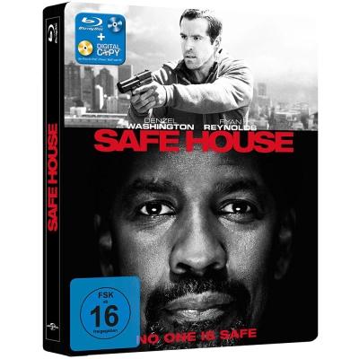 狡兔計畫 Safe House 限量版鐵盒 藍光 BD