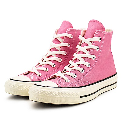 CONVERSE-男休閒鞋151225C-粉紅