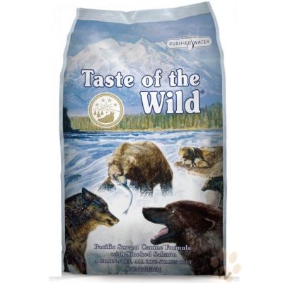 海陸饗宴《太平洋鮭魚海鮮》無穀低過敏狗糧 400g (兩包組)