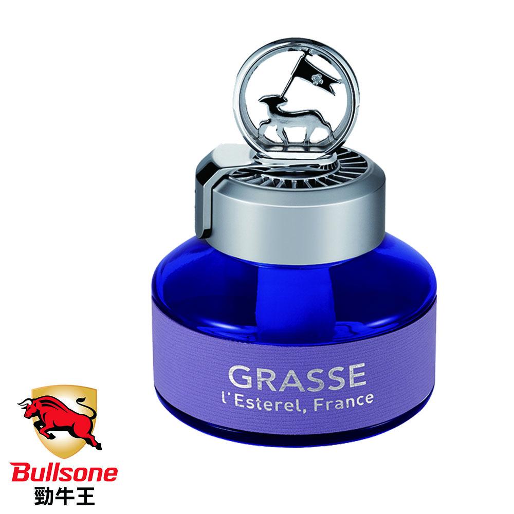 Bullsone-勁牛王-格拉斯奢華車用香水-佛羅倫斯鳶尾花