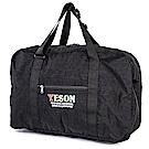 YESON - 大容量側肩手提旅行袋-MG-52922-黑