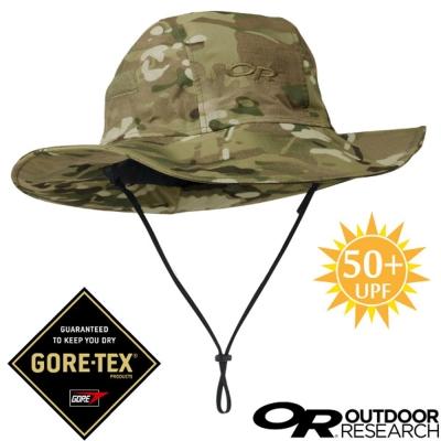 【Outdoor Research】GTX 熱賣 防水透氣防風牛仔大盤帽子/迷彩