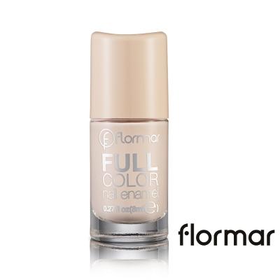 法國 Flormar - 沐浴巴黎系列玩色指甲油(FC37花季來臨前)