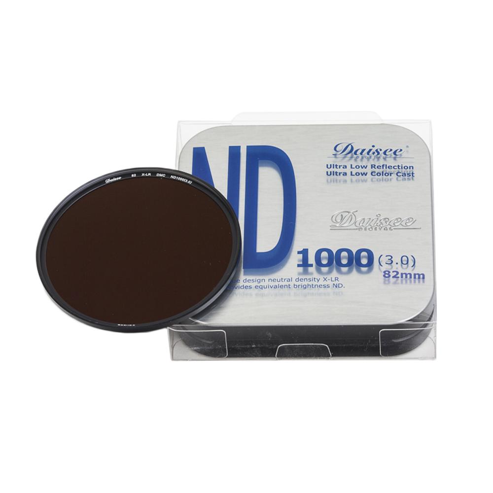 Daisee X-LR DMC 82mm ND1000減光鏡