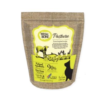 WISHBONE紐西蘭香草魔法 無穀貓香草糧 原野羊 12磅