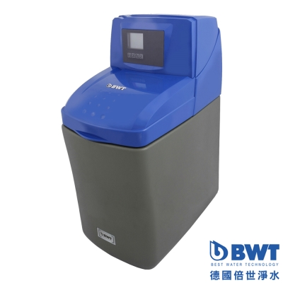 BWT德國倍世全屋式淨水軟化設備 智慧型軟水機 Aquadial AD15