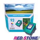 RED STONE for HP C9361WA環保墨水匣(彩色)NO.93