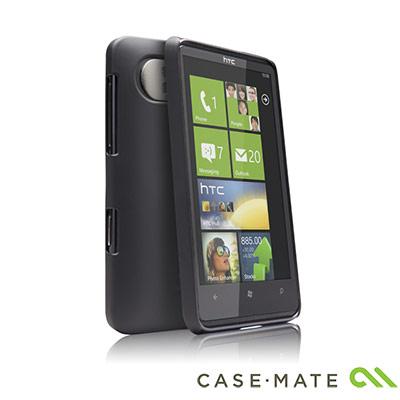 Case-Mate-HTC-HD7-專用超薄保護殼-霧面黑色