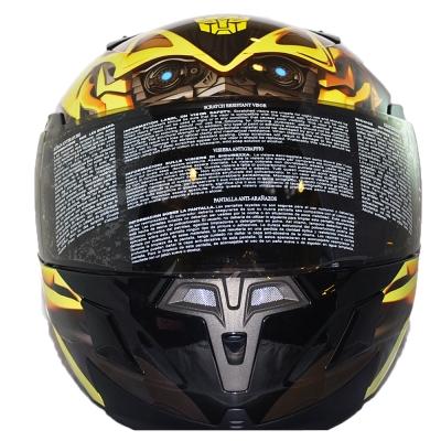 變形金剛安全帽RT1000A 大黃蜂 (台灣製造)