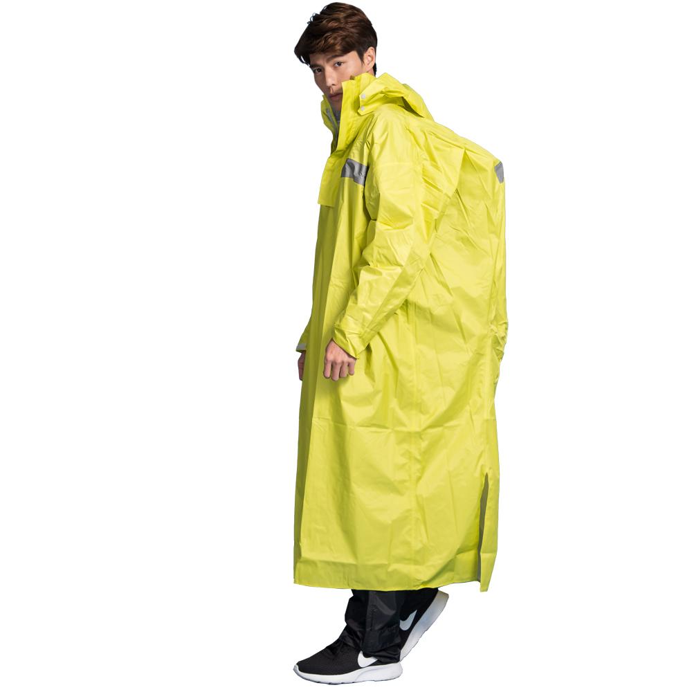 藏衫罩背背大人背包太空連身式風雨衣