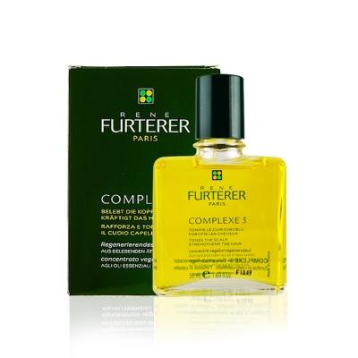 [時時樂限定] RENE FURTERER 頭皮養護5號精油 (複方5號精油)50ml-快速到貨