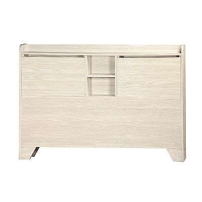 AS-路6尺雪松H型床頭片-184.5x11.7x102cm